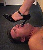 Amateur Trampling Picture