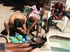 Black Girls White Slaves Picture