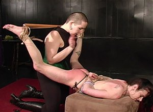 Bondage Auditions Video