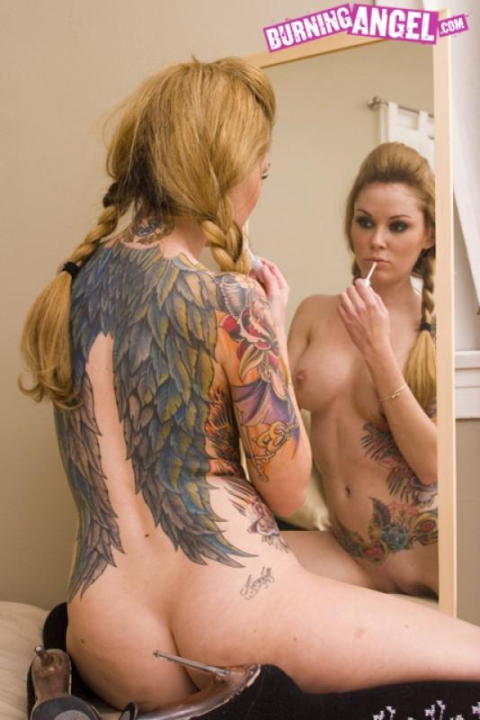 Italian porn star nude