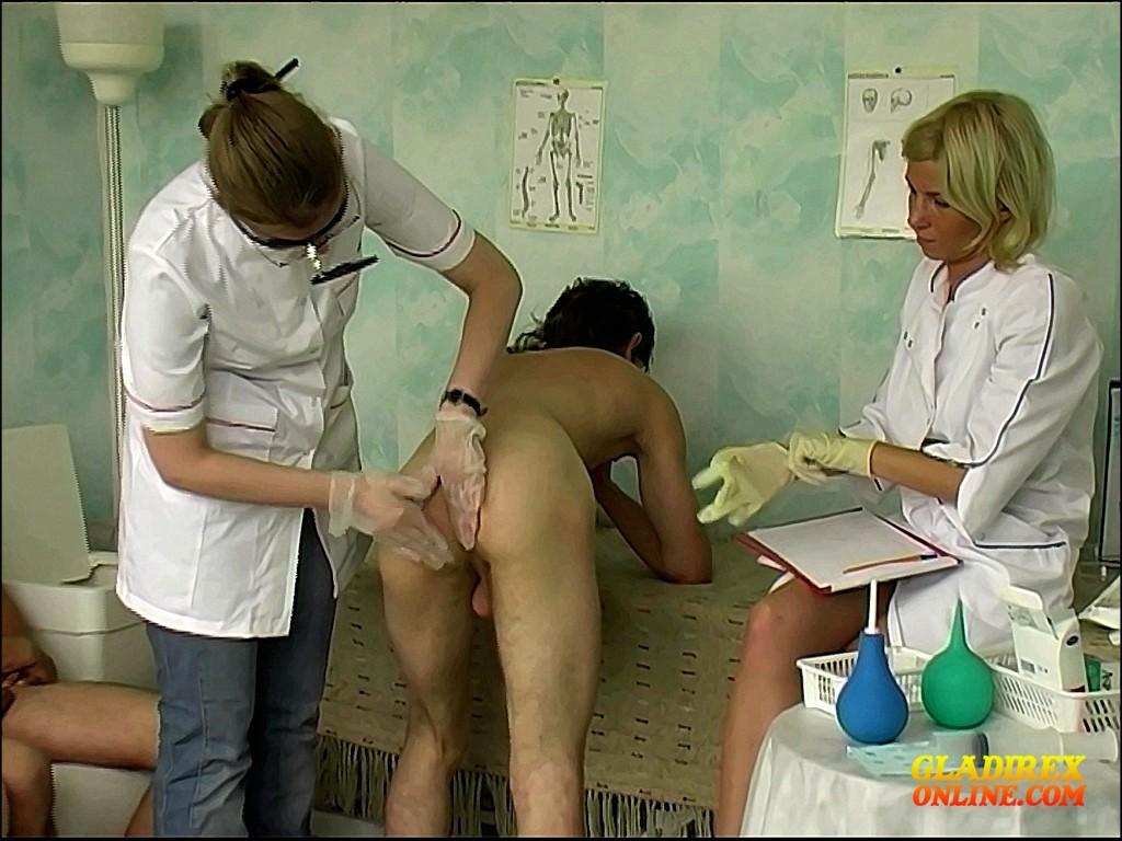 если сразу порно русские на медкомиссии сучка