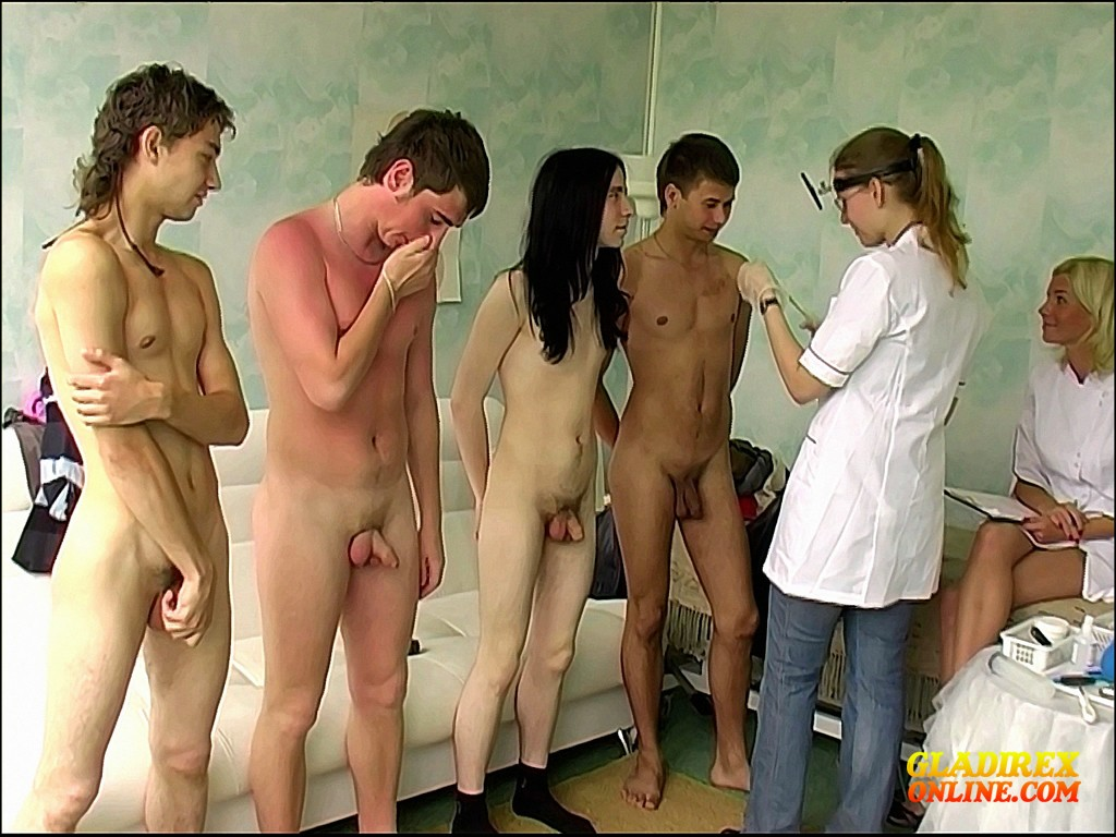 Boys butt examined by doctor gay i felt at