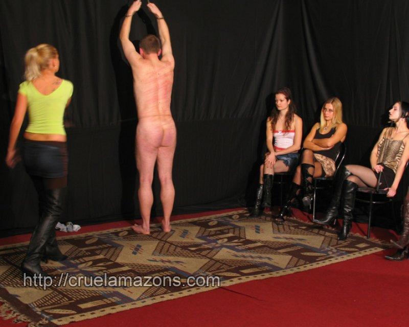 Cruella femdom castration