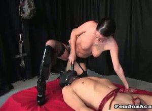 Femdom Academy Video