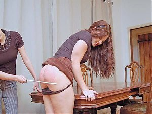 Firm Hand Spanking Movie