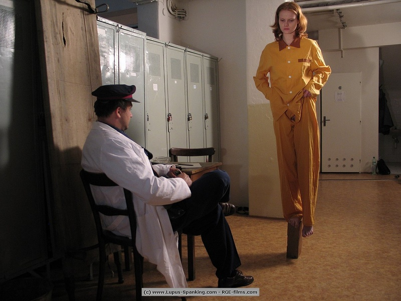 Woman Prison Punishment