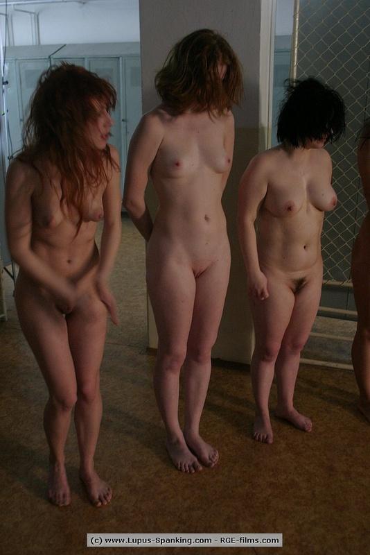 Spanking Prison Discipline Women