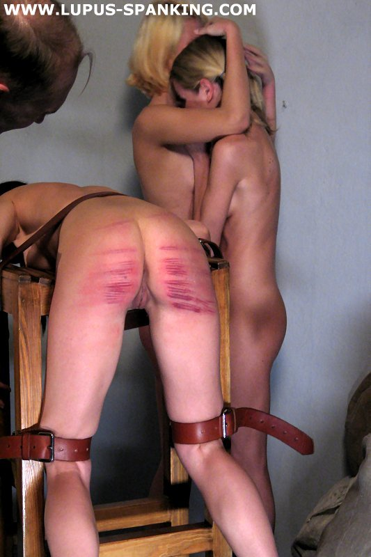 Bad girl punished and extreme sloppy he
