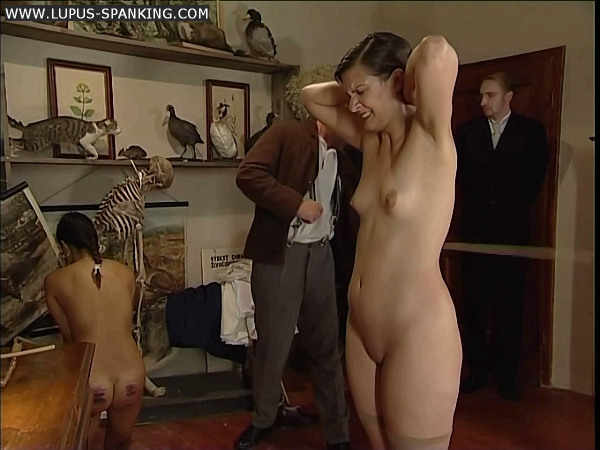 Corporal punishment girls naked