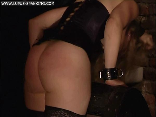 Tied wrists spanking tgp