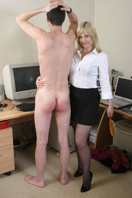 Something lady man spank who opinion