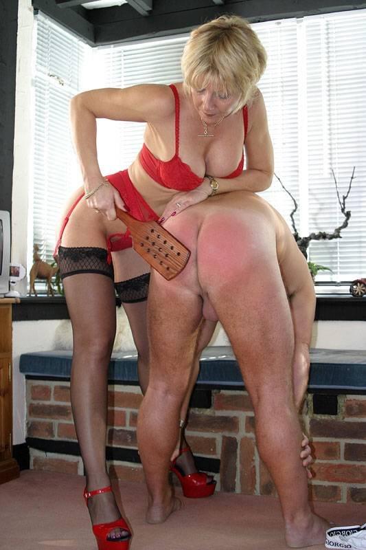Entertaining answer Wife punish husband well you!