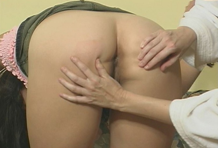 Spanking and anal punishment stories