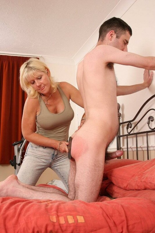 Stories cock spanking